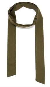 green neck scarf lulus